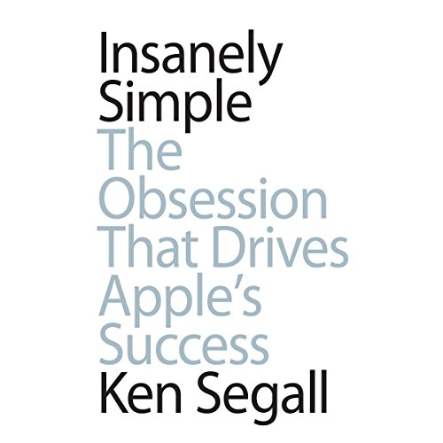 Insanely Simple audiobook cover art