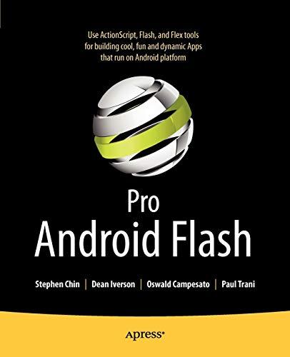 Pro Android Flash (Professional Apress)