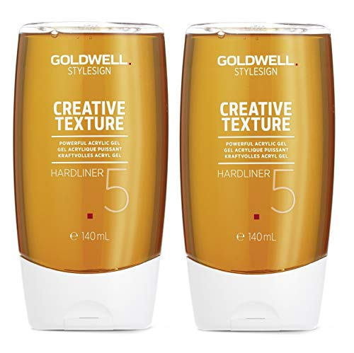 2x 140ml Goldwell Hardliner Haargel Style CreativeTexture 2x140ml ultra-strong 5
