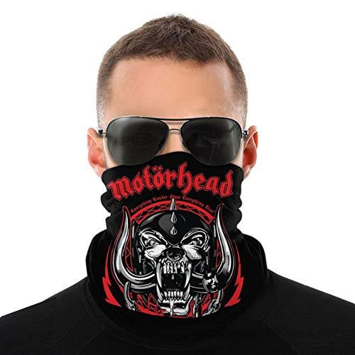 Mo-To-Head - Pañuelos para la cara, unisex, sin costuras, para motocicleta