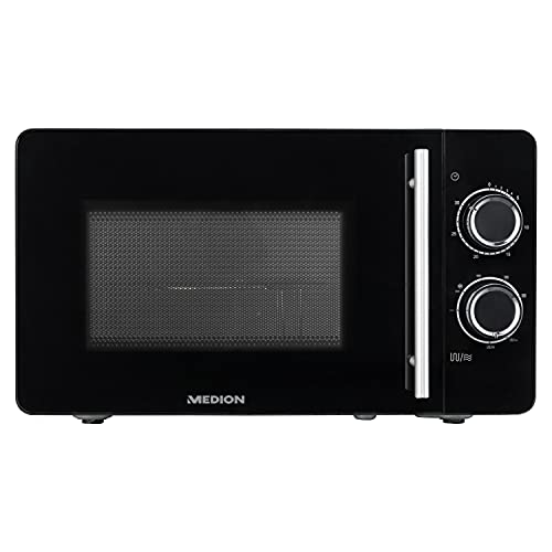 MEDION 2in1 Mikrowelle mit Grill (20...