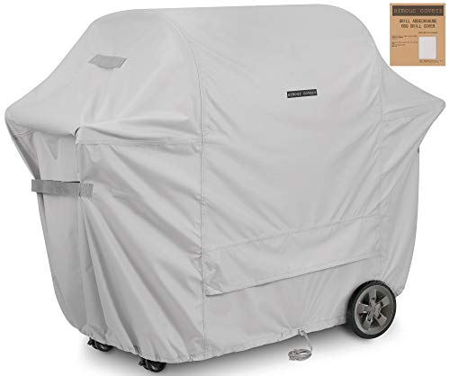Armour Covers 7130 Grill Cover for Weber Genesis II 3 Burner Gas Grill and Genesis 300 Series, 58 inch