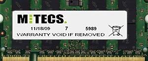 4AllDeals 2GB RAM Memory Upgrade for The Dell Latitude E5400, E5500 and E6400 Notebook Laptops (DDR2-667, PC2-5300, SODIMM)