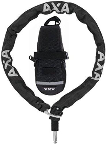 CBK-MS. Einsteckkette + Tasche 140 cm lang für AXA Rahmenschloss Defender + Victory