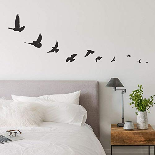 simple shapes wall decals - 6