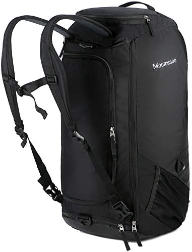 Mouteenoo Travel Duffel Backpack with Shoes Compartment Water Resistant Sports Duffle Gym Bag product image