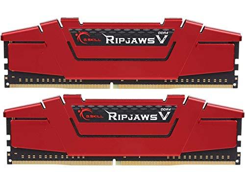 G.Skill 32GB (2 x 16GB) Ripjaws V Series DDR4 PC4-19200