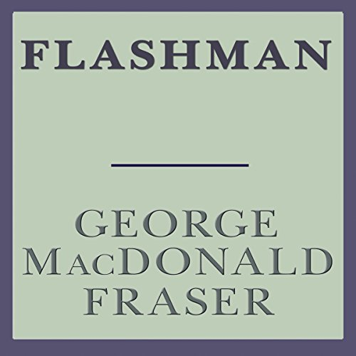 Flashman audiobook cover art