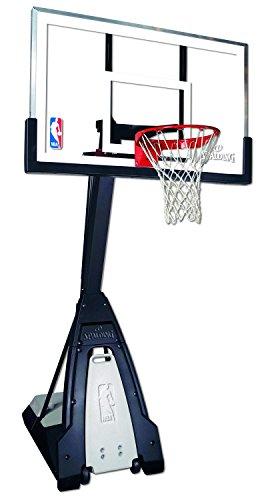 Spalding Basketballanlage NBA Beast Portable