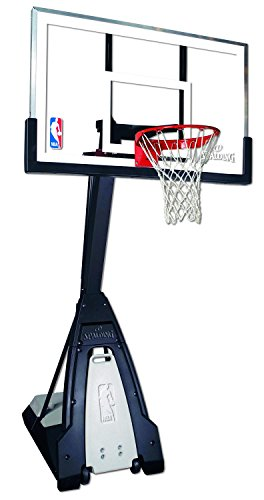 Spalding Basketballanlage NBA Beast Portable