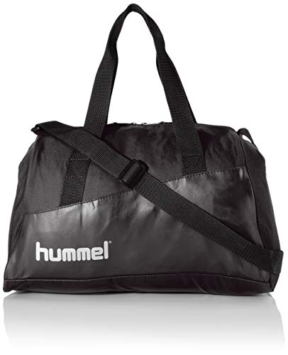 Hummel AUTHENTIC CHARGE Sporttasche, Schwarz, 40 x 20 x 23 cm