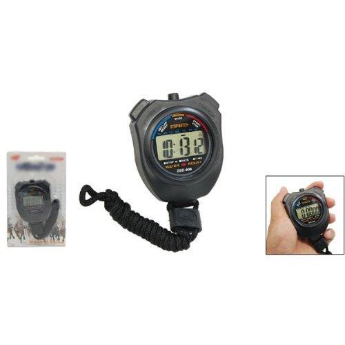 TOOGOO(R) Digitale Cronografo Sport Cronometro con laccio
