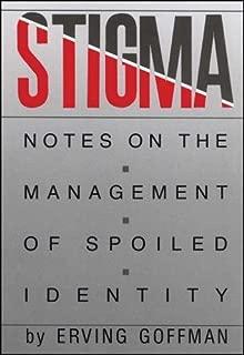 Best erving goffman stigma Reviews