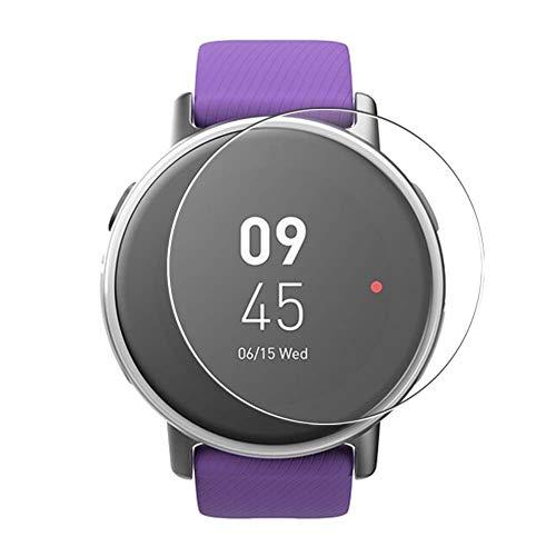 Vaxson 3 Stück Schutzfolie, kompatibel mit Leap Ware smartwatch Smart Watch, Displayschutzfolie Bildschirmschutz Blasenfreies [nicht Panzerglas]