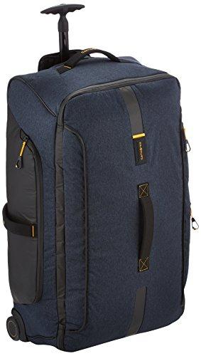 Samsonite- Paradiver light - Reisetasche mit Rollen 79 cm, 121.5L, Jeans Blue