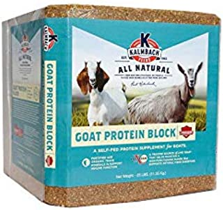 Kalmbach Feeds Goat Protein Block, 25 lb
