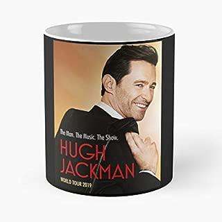 Hugh Jackman Tour 2019 Andaruri C Top Selling Coffee 11oz Mug