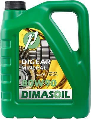 DIGEAR MINERAL 80W90 DIMASOIL (5L)