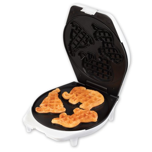 Smart Planet WM-3 Circus Waffle Shape Maker