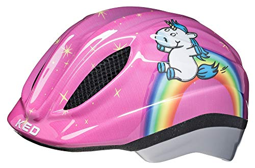KED Meggy Originals Helm Kinder Unicorn Kopfumfang S/M | 49-55cm 2020 Fahrradhelm