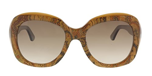 Sunglasses Etro ET 633 S 211 BROWN PAISLEY