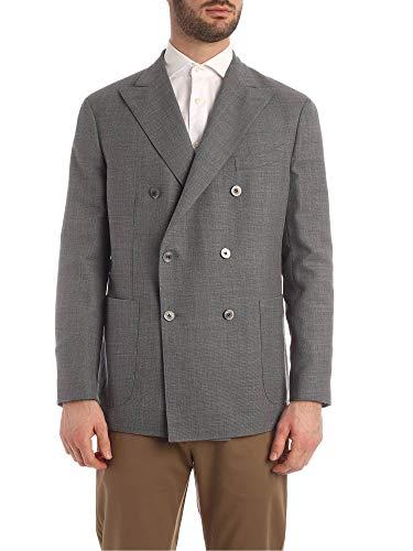 Boglioli Luxury Fashion heren BAS534N4302E0820 grijze blazer | voorjaar zomer 20