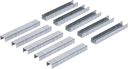 Kraftmann 3021 | Klammern | Typ 53 | 8 x 11,4 mm | 1000 Stück