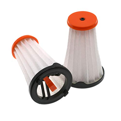 Iusun 2PC Replacement Filter HEPA For Electrolux ZB3003 ZB3013 ZB6118 ZB5108 Vacuum Cleaner Accessories Parts Clearing Set (White)