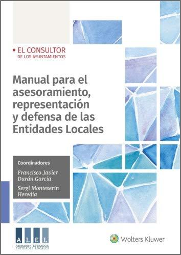 Manual para el asesoramiento, representación y defensa de las ...