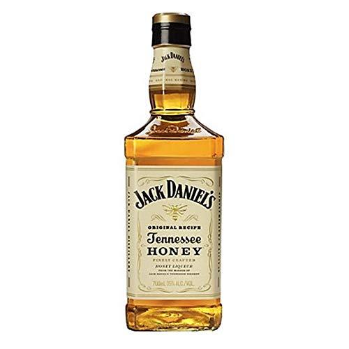 Jack Daniels Tennessee Honey Whisky Honig Likör 35% 0,7l Flasche