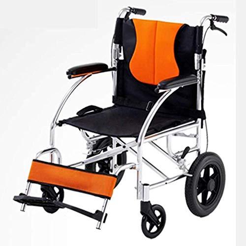 Wheelchair Leggings Ajustables Ligeros De Aluminio para Sillas De Ruedas Plegables con Fácil Almacenamiento para Bolsas De Almacenamiento Traseras