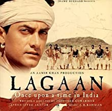 Lagaan: Once Upon a Time in India Bollywood Soundtrack / Indian Cinema / Indian Music / Hindi Music/Aamir Khan