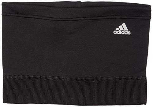 adidas NW A.R. W Sports Scarf, Unisex Adulto, Black/Black/Reflective Silver, L
