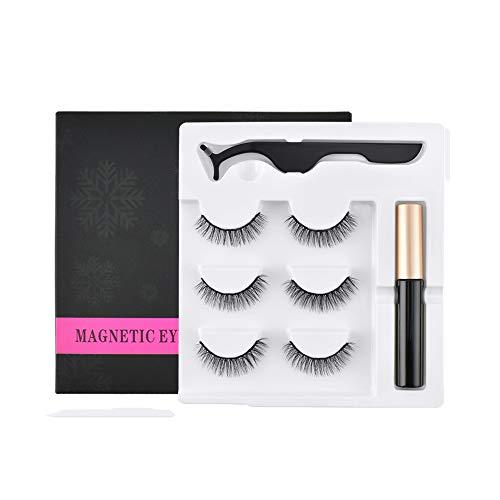Magnetische wimpers Eyeliner Kit D
