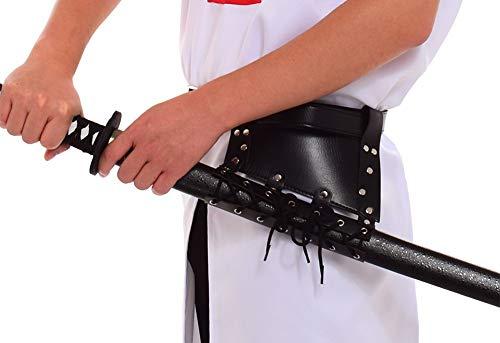 BLESSUME Medieval Soporte Espada con Cinturón  Multicolor 8