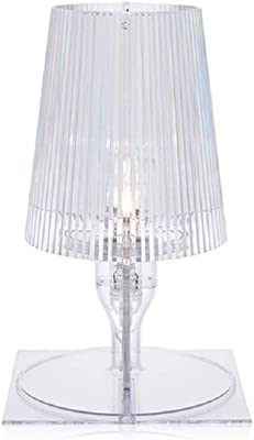 Kartell Take, Lampe de table, Cristal