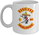 Bandidos Worldwide Coffee Mug/Cup