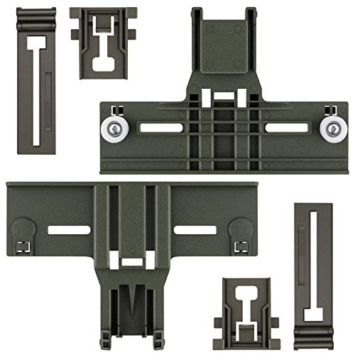 Upgraded Polymer Material W10350376 Dishwasher Top Rack Adjuster &...