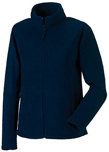 Russell Collection Fleece-Jacke R-870F-0, Farbe:French Navy;Größe:S S,French Navy