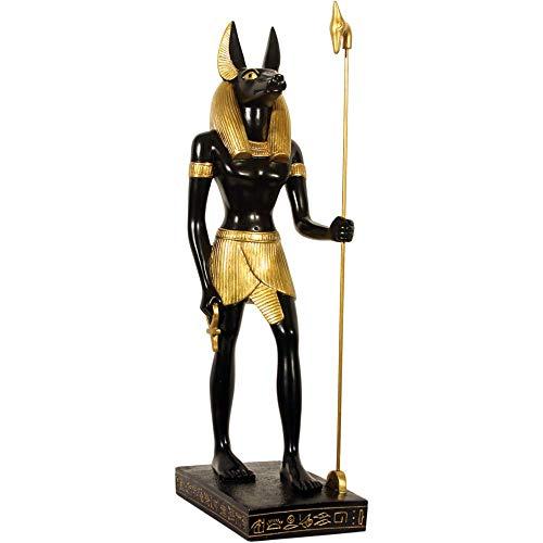 MCM Figura de Anubis el guardián de los Muertos