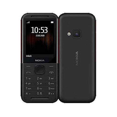 Nokia 5310 Dual Sim Telefony, Czarno/Czerwony