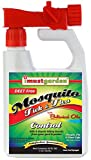 I Must Garden Mosquito Tick and Flea Hose END Concentrate: Kills and Repels Biting Insects from Yard – Natural and Pet Safe – Covers 4,000 Sq. Ft - 32oz