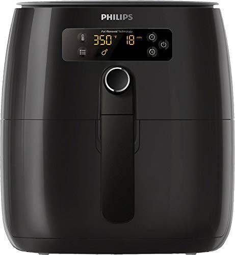Philips Premium TurboStar 1.8lb/2.75qt Airfryer - HD9741/96 (Latest Model 2020) (Digital Black)