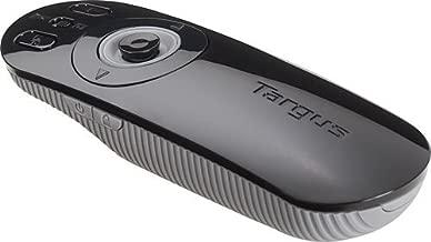Targus Multimedia Presentation Remote - USB - Black, Gray