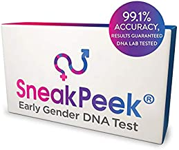 9 week gender test