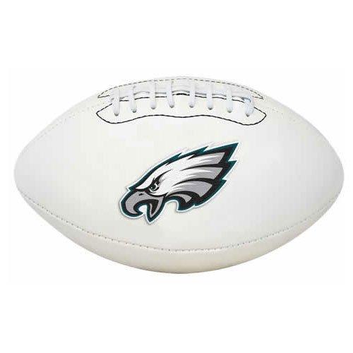 NFL Signature Series Full Regulation-Size Football, Philadelphia Eagles