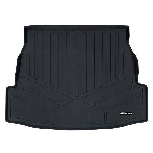MAXLINER All Weather Custom Fit Cargo Liner Trunk Floor Mat Black for 2019-2021 Toyota RAV4 - All Models