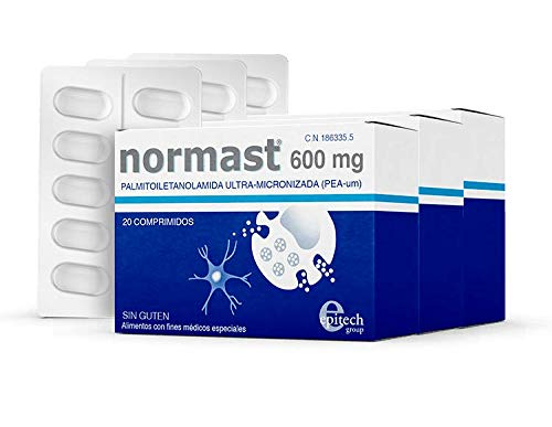 Pack ahorro Normast 600mg 60 comprimidos