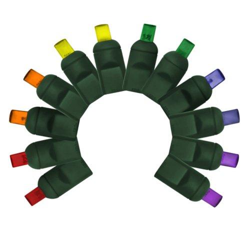 5mm LED Christmas Lights Pride Rainbow