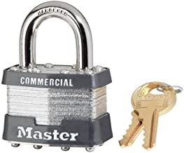 6 Pack Master Lock 1KA-2006 1-3/4